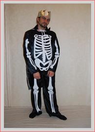 Как сделать костюм кощея бессмертного своими руками шаблоны