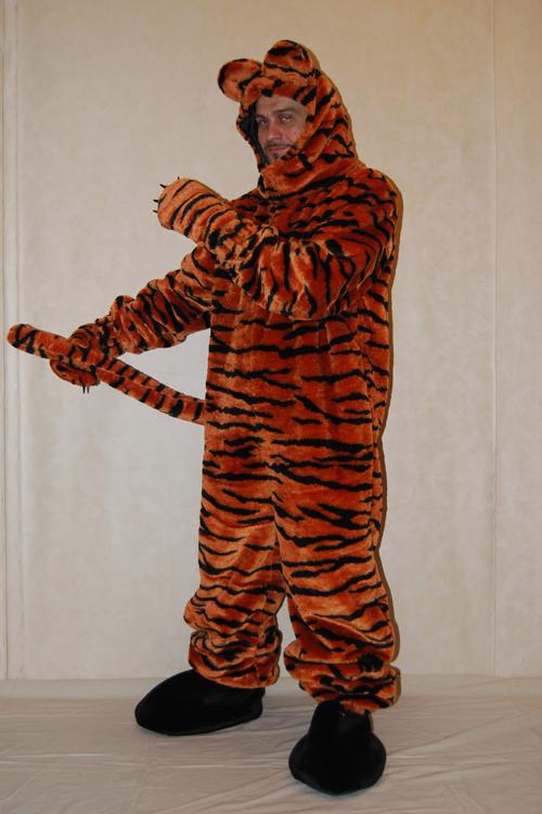 Тигр костюм своими руками 624