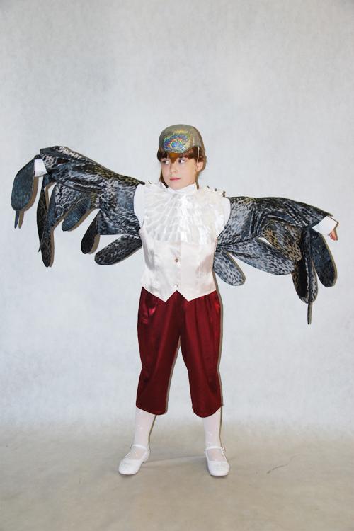 Как сделать костюм для птицы 128