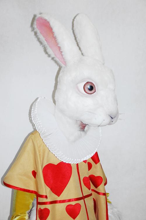 Костюм кролика своими руками 5