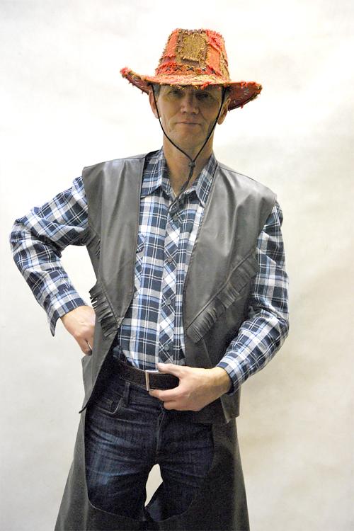 Как сшить ковбойский шейный платок