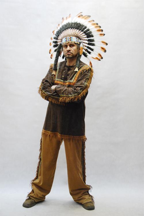 Костюмы индейцев девушек