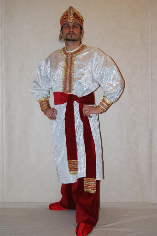 Как сделать костюм царя гвидона