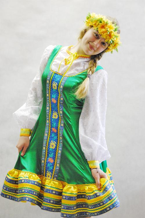 Блузка Народная Казань