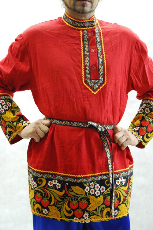 картинки мужских народных костюмов