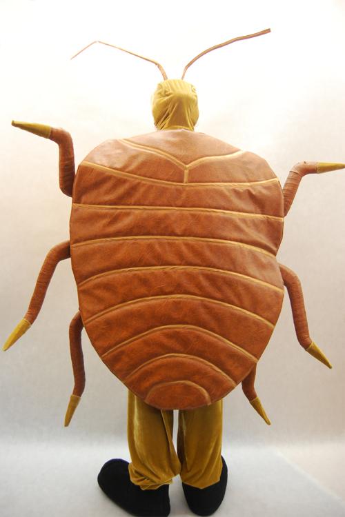 Костюм таракан сделать своими руками 76