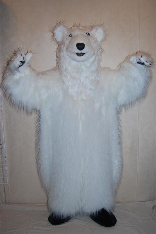 Костюм белого медведя на взрослого — МАСТЕРСКАЯ Жизни - photo#30